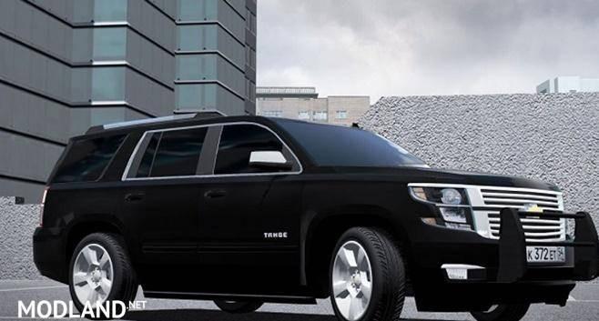 Chevrolet Tahoe LTZ 2015 [1.5.9]